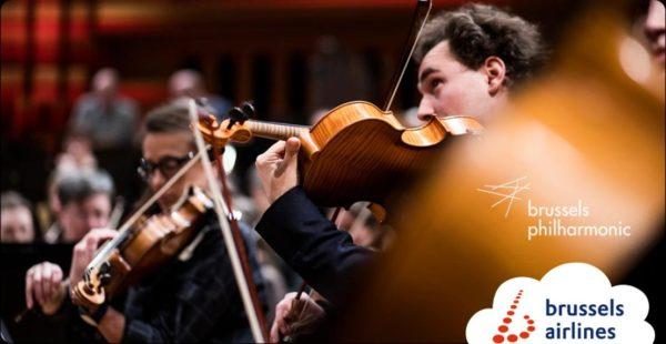 Brussels Airlines et Brussels Philharmonic: lancement d'un tout nouveau partenariat