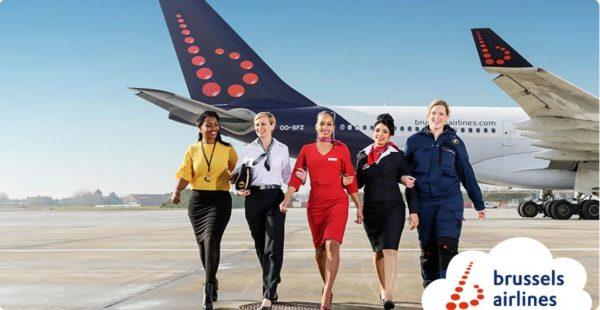 Pour la Journée Internationale des Femmes, Brussels Airlines opère un vol vers Kigali et Entebbe avec un équipage exclusivement féminin