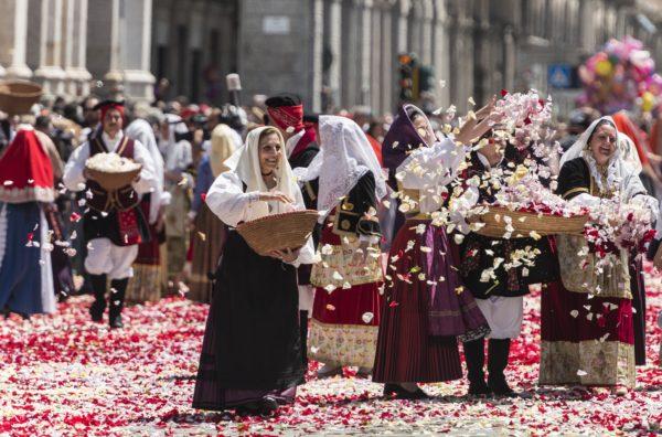 Un forfait spécial pour vivre la fête sarde de Sant'Efisio aux premières loges