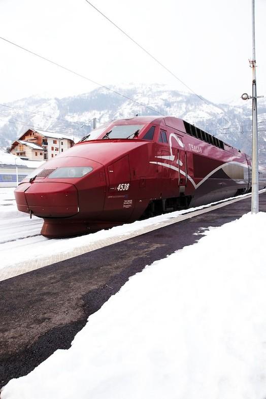 Rendez-vous au pied des pistes avec Thalys ! | Pagtour