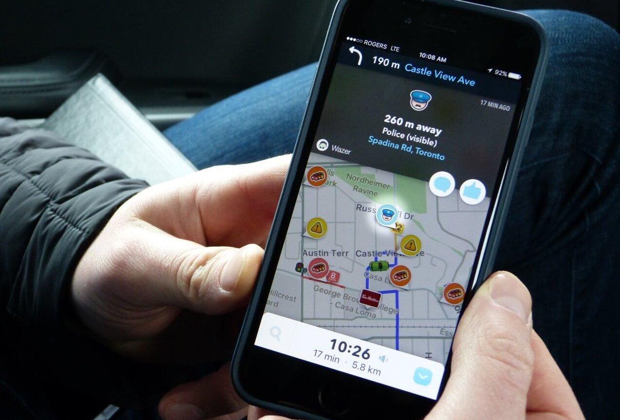 """Résultat de recherche d'images pour """"Waze"""""""