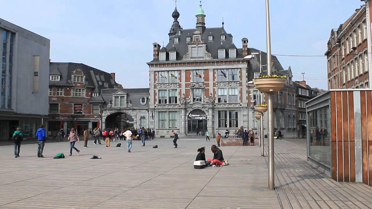 Namur se jette l 39 eau pagtour - Office du tourisme de namur ...