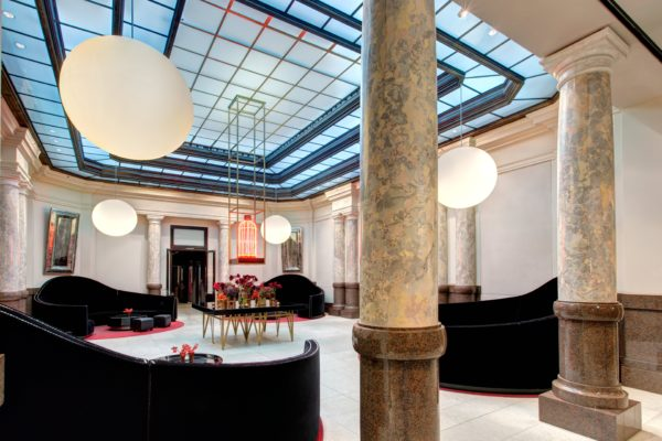 Be « Art of Berlin» avec l'Hôtel de Rome