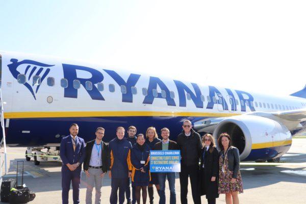 BSCA : Ryanair's connexion...
