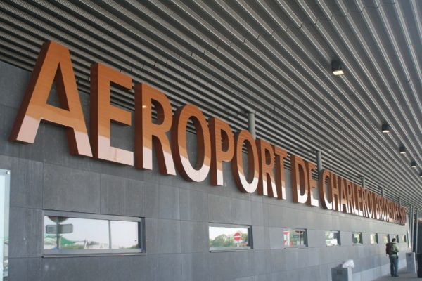 Croissance du trafic à Brussels South Charleroi Airport