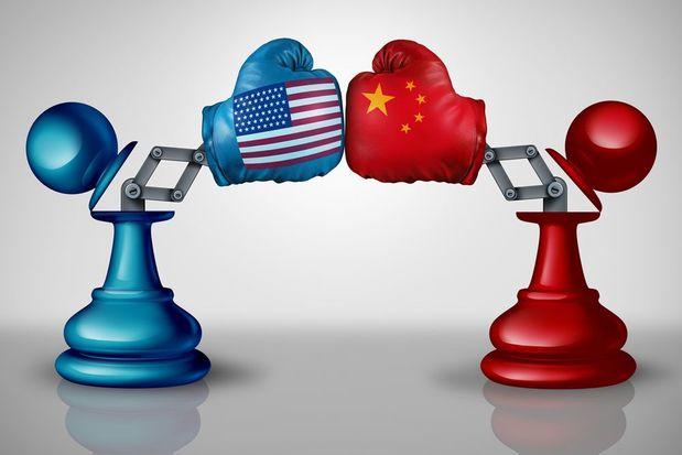 La guerre commerciale sino-américaine plombe la Bourse