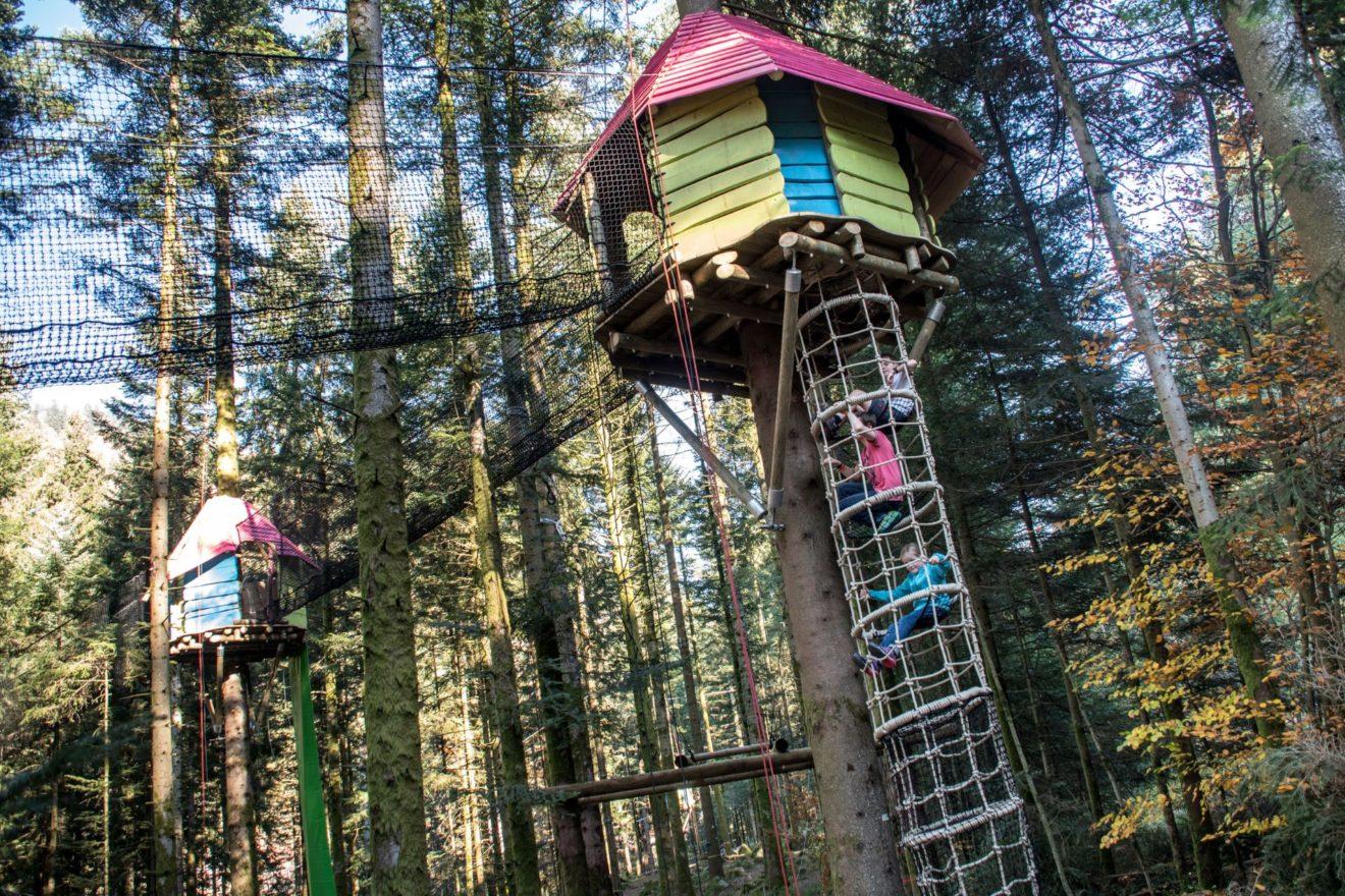 Un nouveau parc de loisirs «nature»en Auvergne-Rhône-Alpes