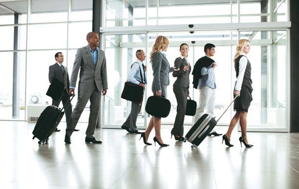 Voyages d'affaires: embellie en vue
