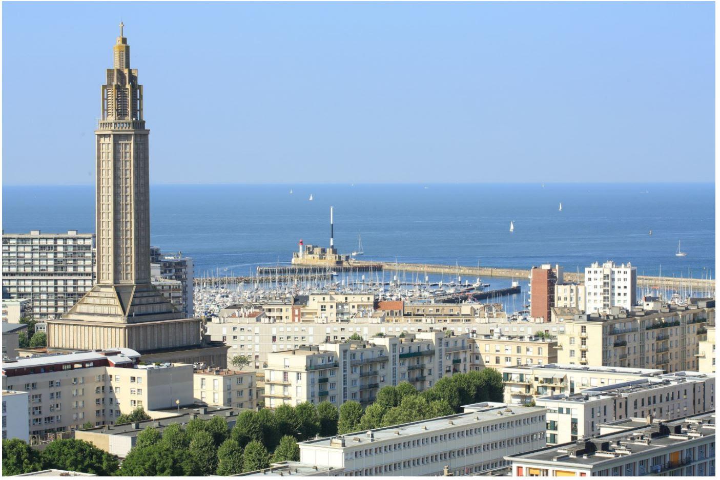 Le Havre Une Ville Surprenante Aux Mille Facettes Pagtour