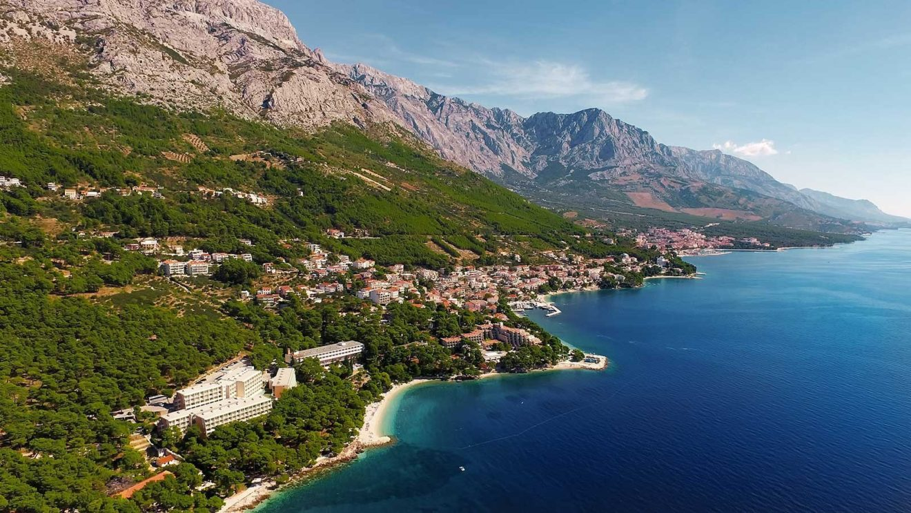 La Croatie enregistre la plus forte croissance sur TripAdvisor