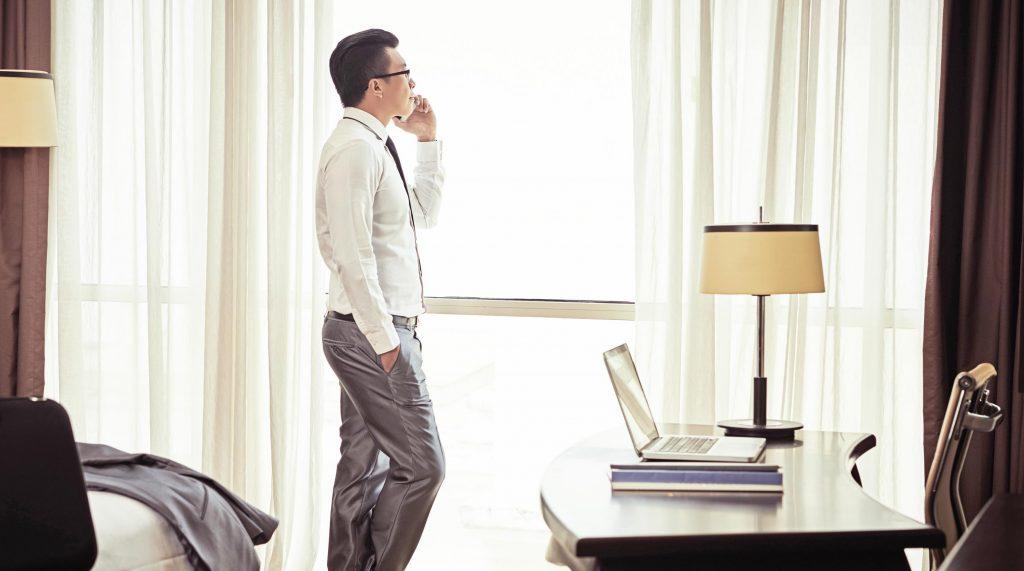 Préférences hôtelières des voyageurs d'affaires diffèrent selon leur pays d'origine