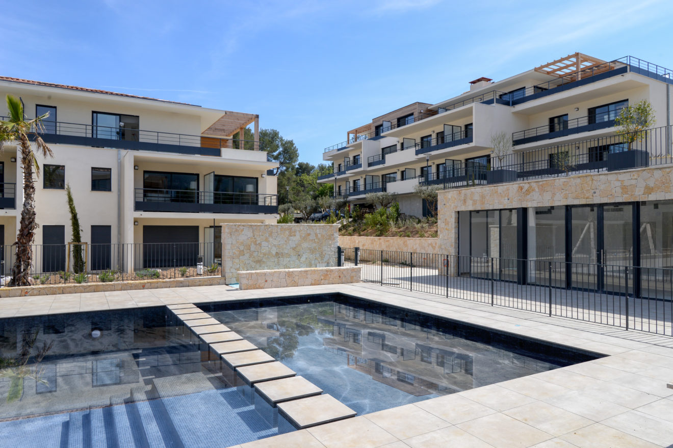 Holiday Suites sur la Côte d'Azur aussi