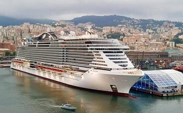 Pourquoi le MSC Seaview a choisi Cannes pour ses escales
