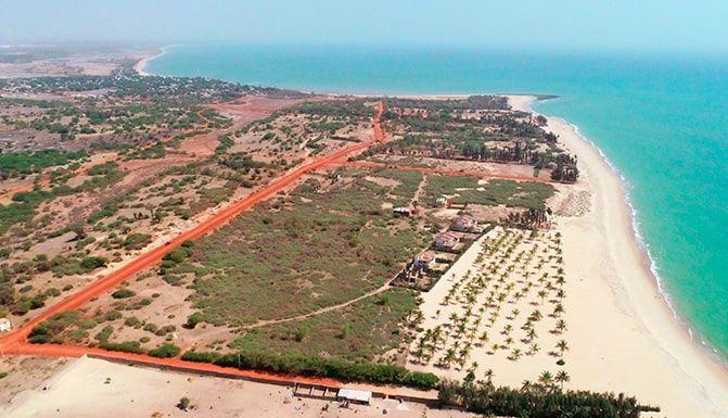 Riu se développera au Sénégal