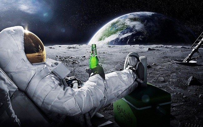 Le tourisme dans l'espace démarre l'an prochain