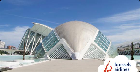 Brussels Airlines ajoute Valence à son réseau en hiver 2019