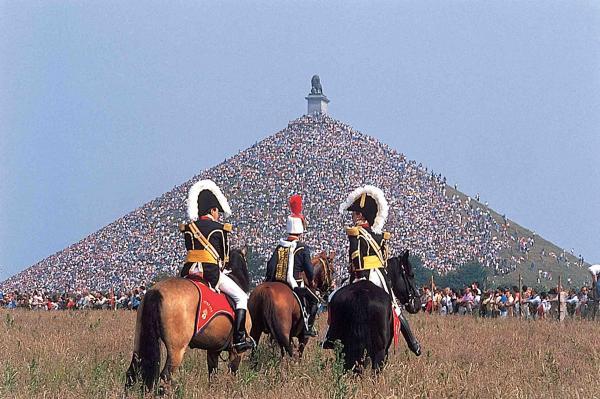 Une nouvelle bataille de Waterloo