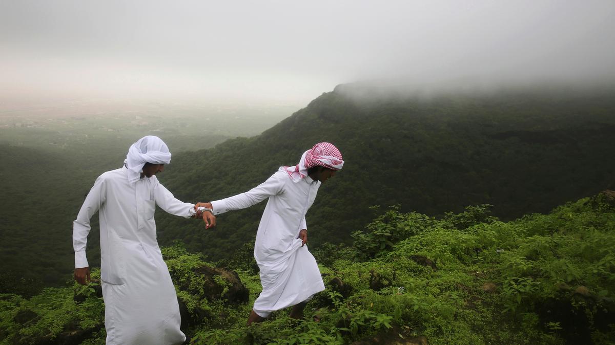 Rafraîchissez-vous à Oman cet été
