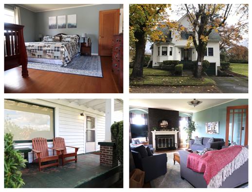 The Swan House, la maison de Bella dans la célèbre Saga Twilight, est sur Airbnb