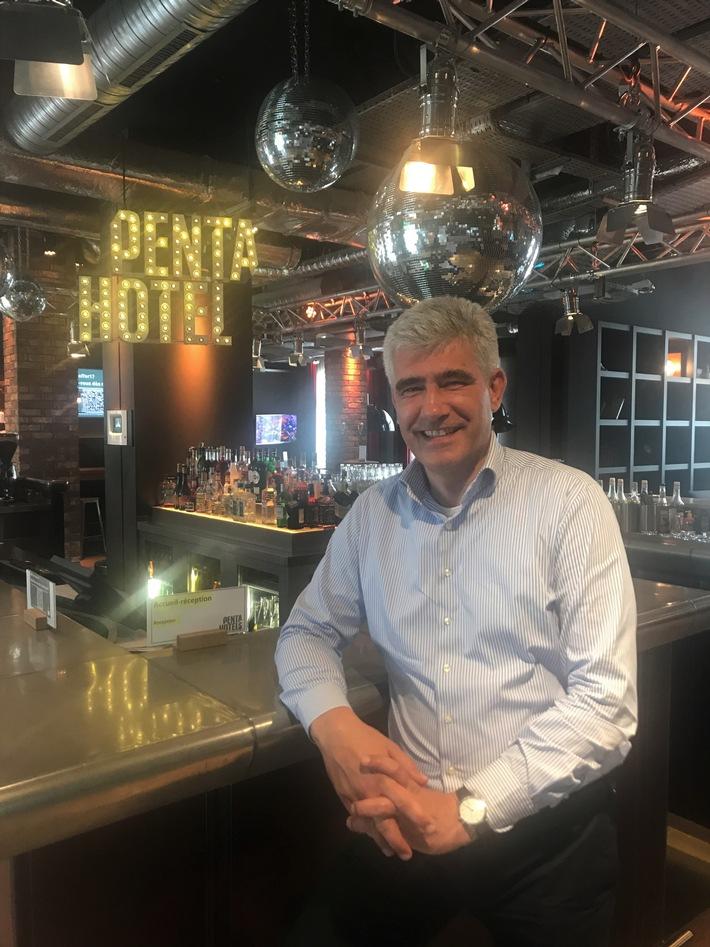 Sascha Rosski nommé Directeur Général du Pentahotel de l'Aéroport CDG de Paris