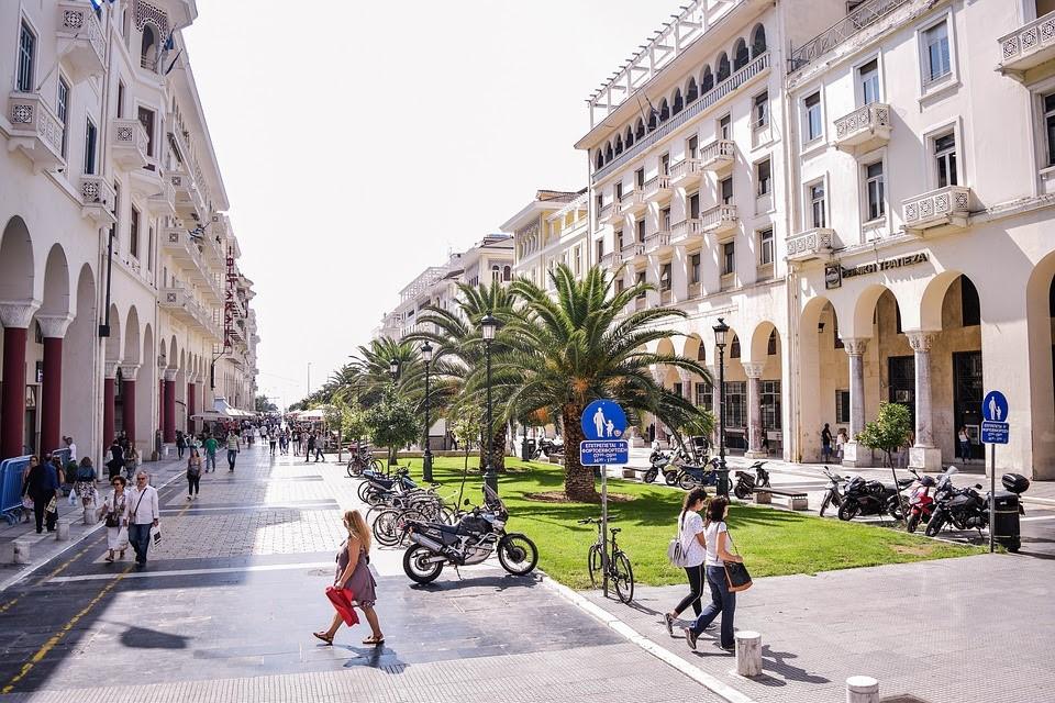 Aegean Airlines prolonge l'été avec une offre  à prix doux vers Thessalonique