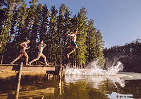 Plaisir d'eau en Ardenne
