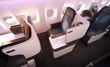 Delta Air Lines présente ses nouvelles cabines