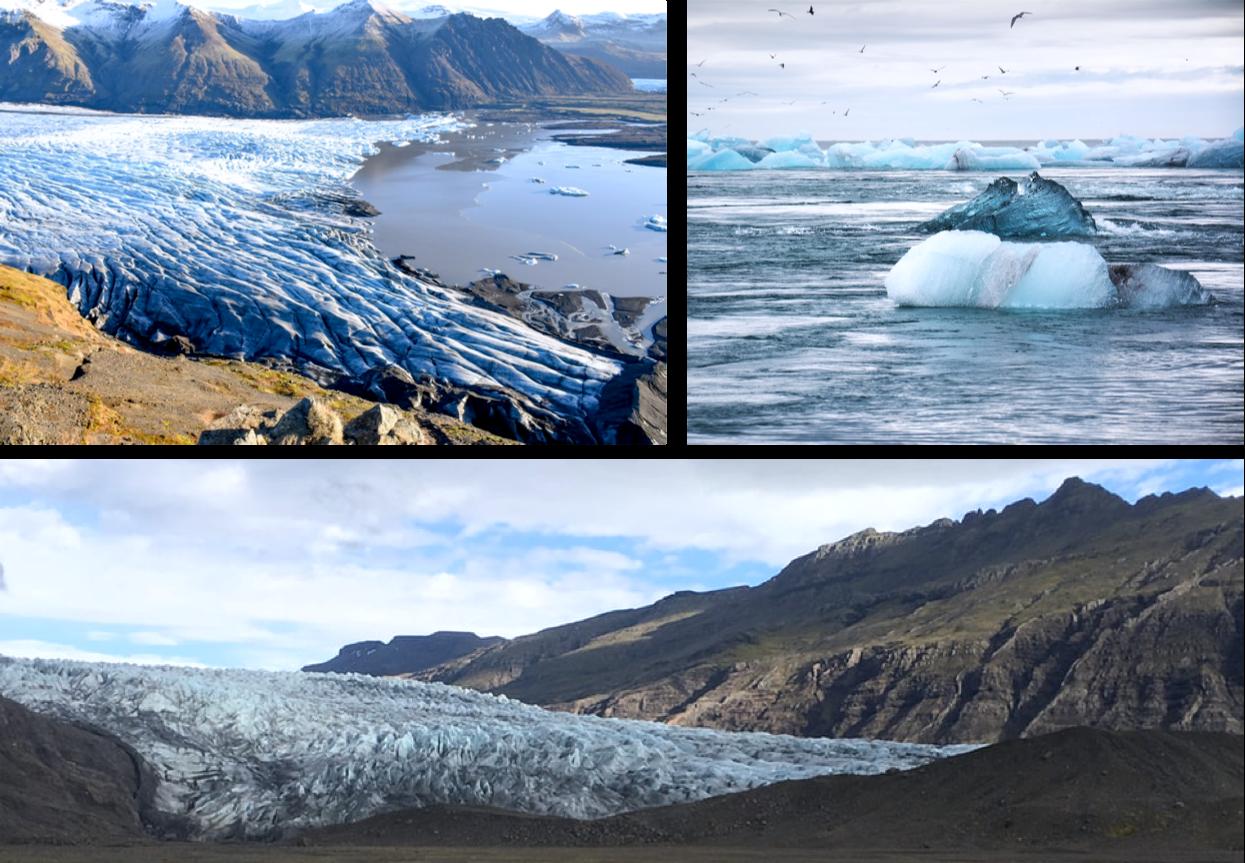 Vatnajökull : Un nouveau site islandais classé au patrimoine mondial de l'UNESCO