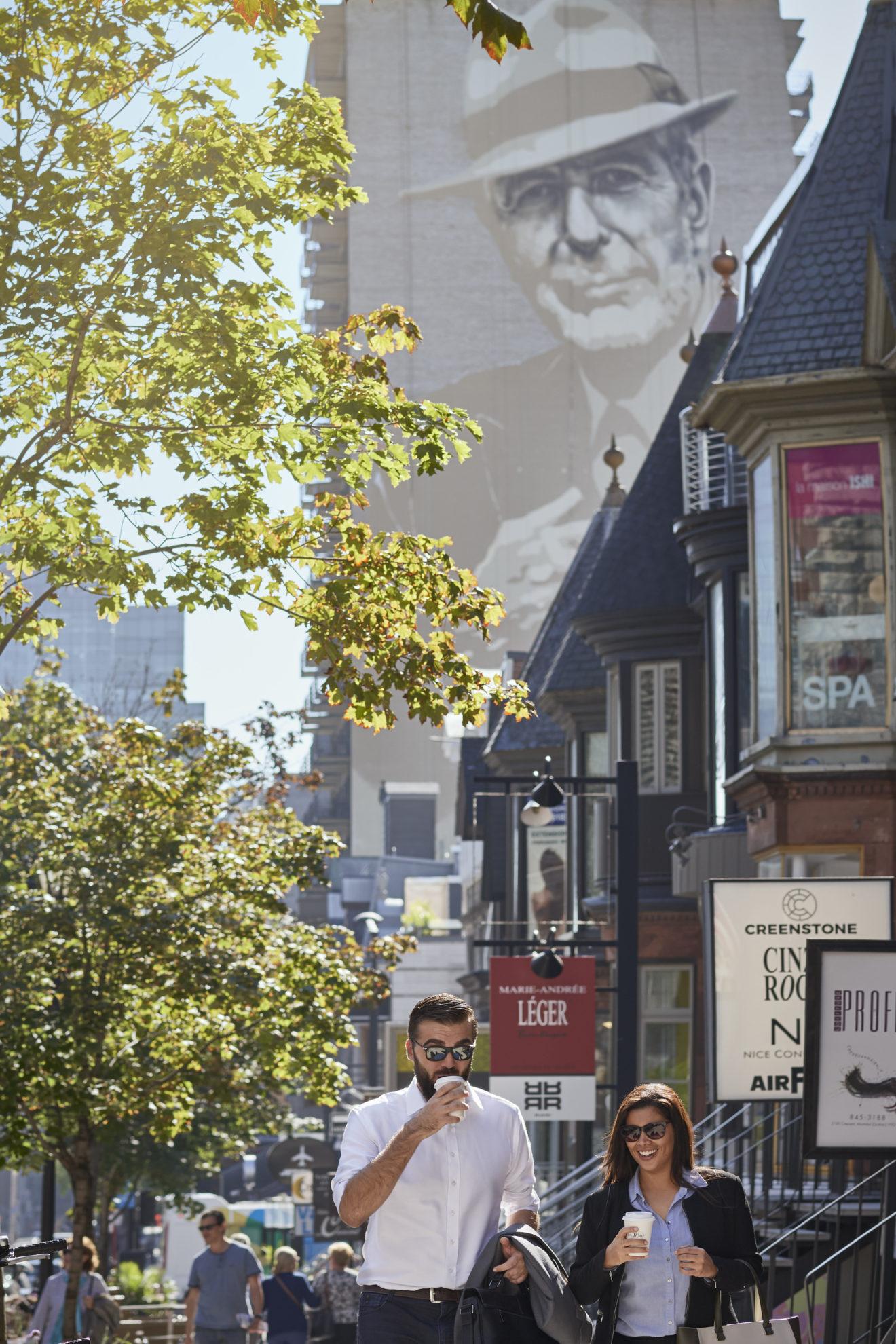 Le taux de satisfaction des touristes en hausse à Montréal